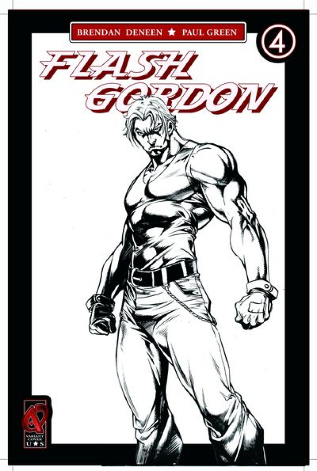 Flash Gordon: The Mercy Wars #4