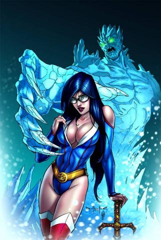 Grimm Fairy Tales #90 (Qualano Cover)