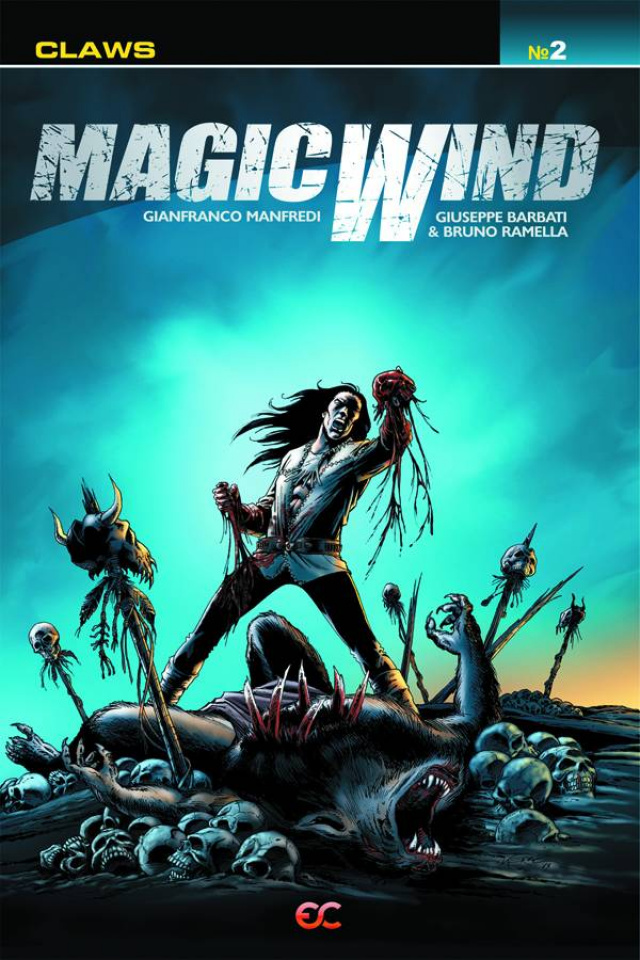 Magic Wind Vol. 2