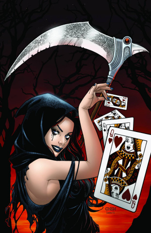 Grimm Fairy Tales: Wonderland - Clash of Queens #1 (Chen Cover)