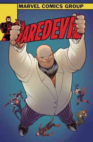 Daredevil #595 (Torque Cover)