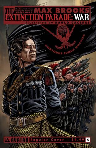 The Extinction Parade: War #5