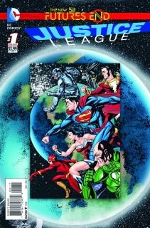 Justice League: Future's End #1
