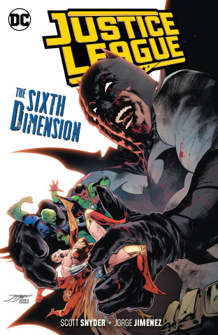 Justice League Vol. 4: The Sixth Dimension
