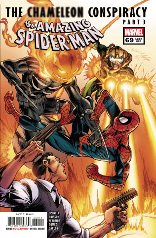 The Amazing Spider-Man #69