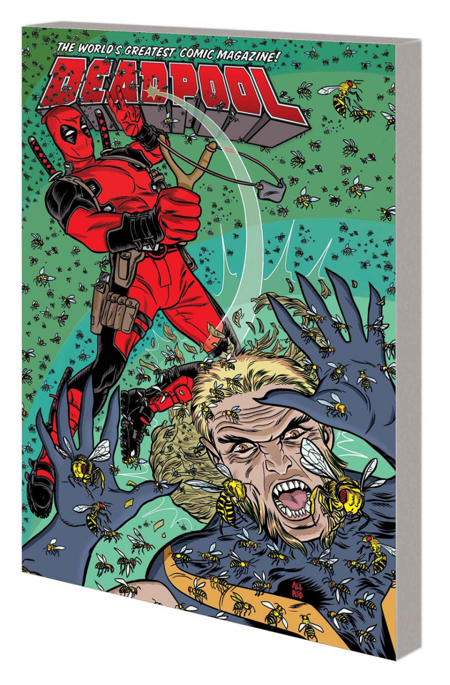 Deadpool Vol. 3: Deadpool vs. Sabretooth