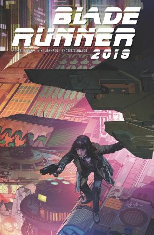 Blade Runner 2019 #9 (Edwards Cover)