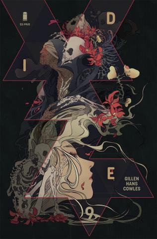 Die #9 (Rios & Muerto Cover)