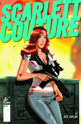Scarlett Couture #4 (Taylor Cover)