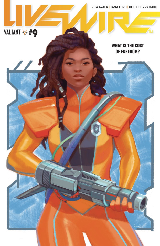 Livewire #9 (Lee Cover)