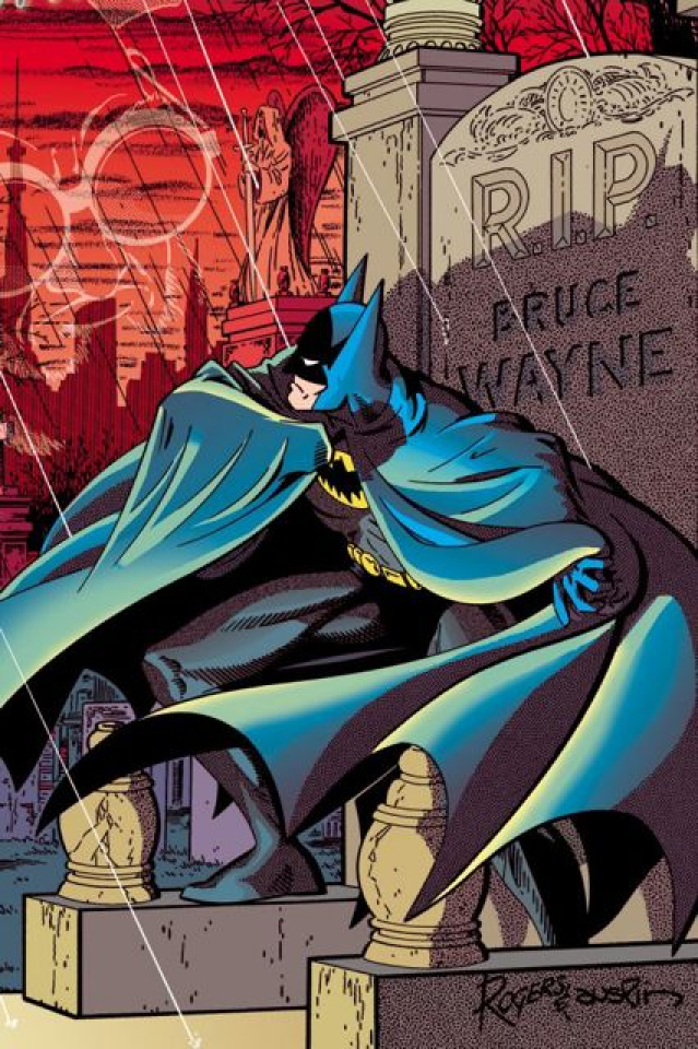 Legends of the Dark Knight: Marshall Rogers