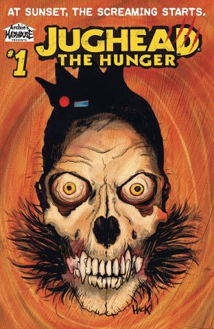 Jughead: The Hunger #1 (Hack Cover)