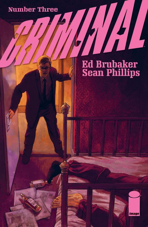Criminal #3 (2nd Printing)