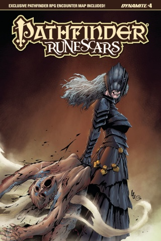 Pathfinder: Runescars #4 (Lau Cover)