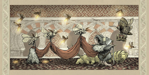Mouse Guard: Legends of the Guard #4