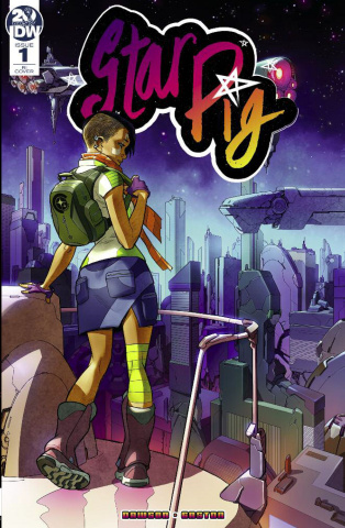 Star Pig #1 (10 Copy Gaston Cover)