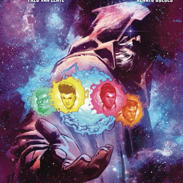 Psi-Lords #3 (Klein Cover)