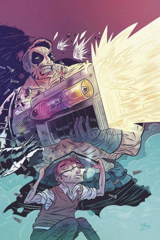 Oh, Killstrike #1 (Bemis Cover)