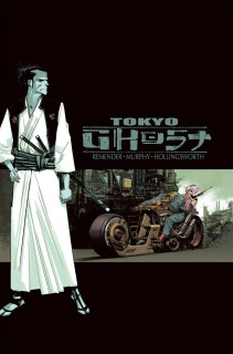 Tokyo Ghost #3 (Murphy & Hollingsworth Cover)
