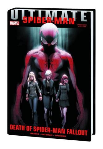 Ultimate Comics Spider-Man Vol. 4