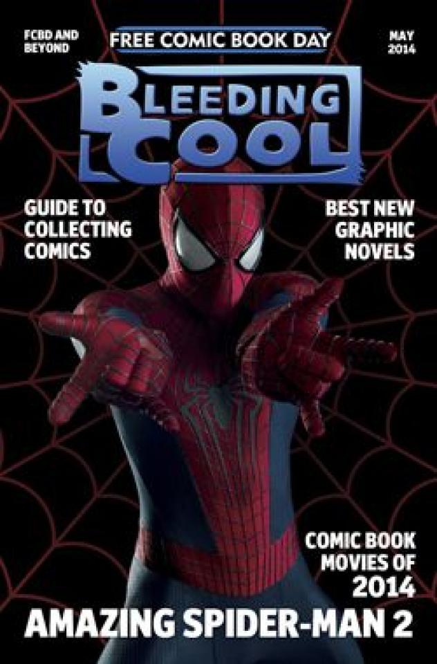 Bleeding Cool (Free Comic Book Day 2014)