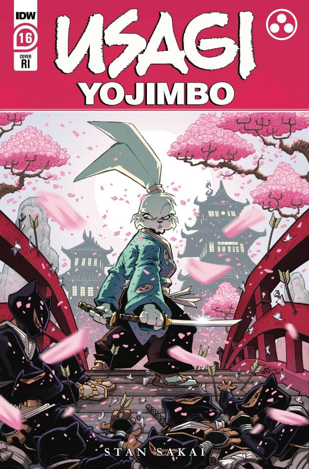 Usagi Yojimbo #16 (10 Copy Sommariva Cover)