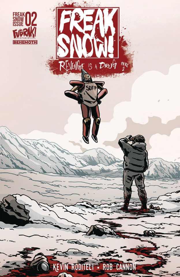 Freak Snow #2 (Emmons Cover)