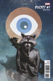 Rocket #1 (Bradstreet Cover)