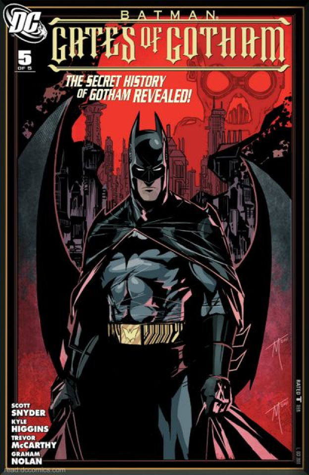 Batman: The Gates of Gotham #5