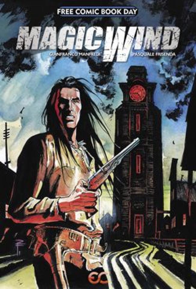 Magic Wind (Free Comic Book Day 2014)