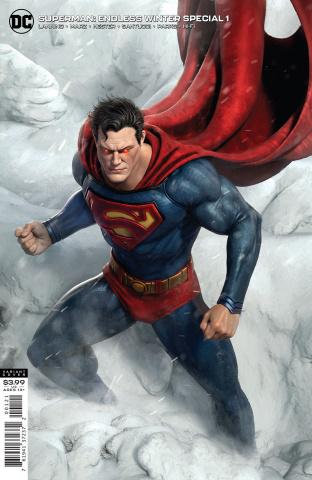 Superman: Endless Winter #1 (Rafael Grassetti Cover)