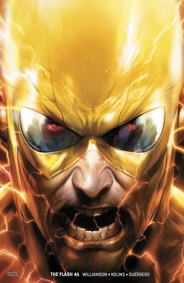 The Flash #46 (Variant Cover)