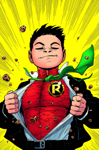 Batman and Robin #38