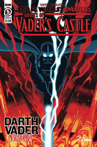 Star Wars Adventures: Ghosts of Vader's Castle #5 (Charm Cover)