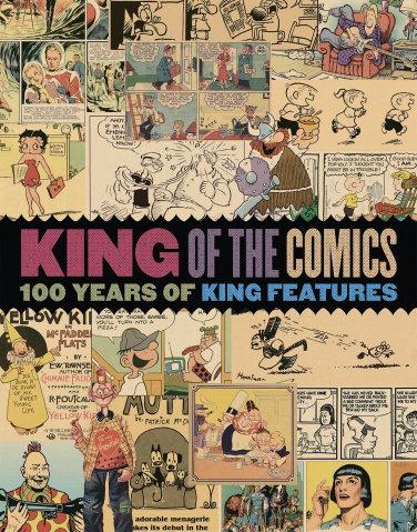 King of the Comics! 100 Years of King Features