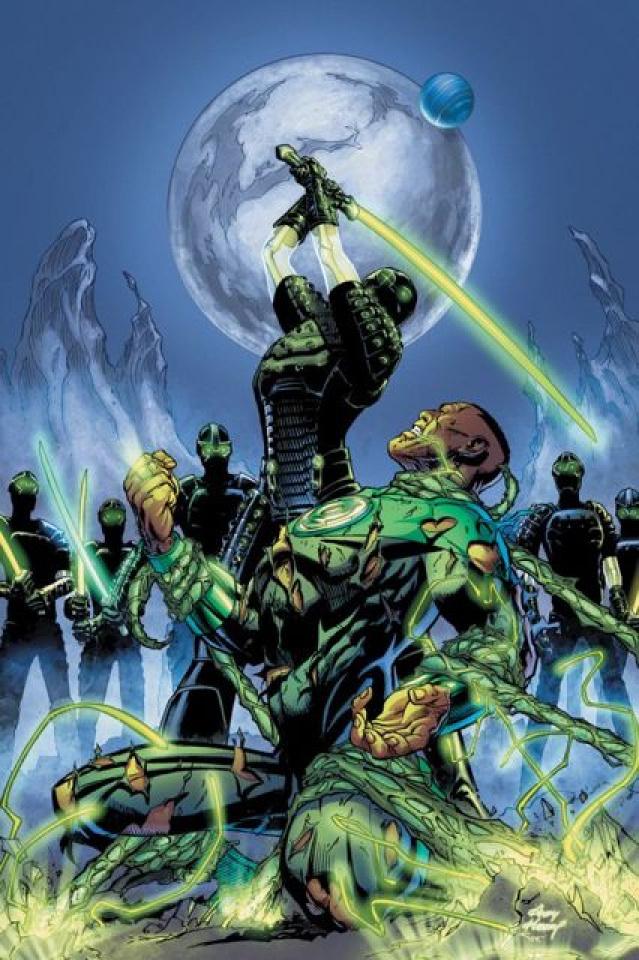 Green Lantern Corps #4