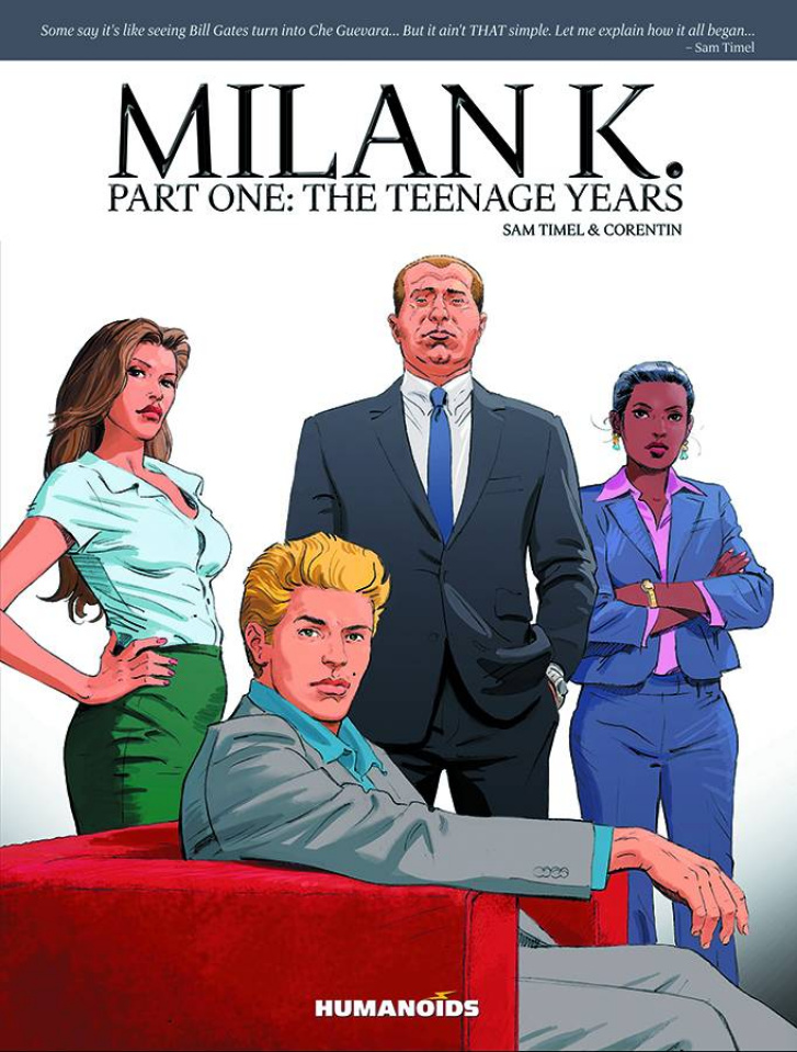Milan K. Part 1: The Teenage Years