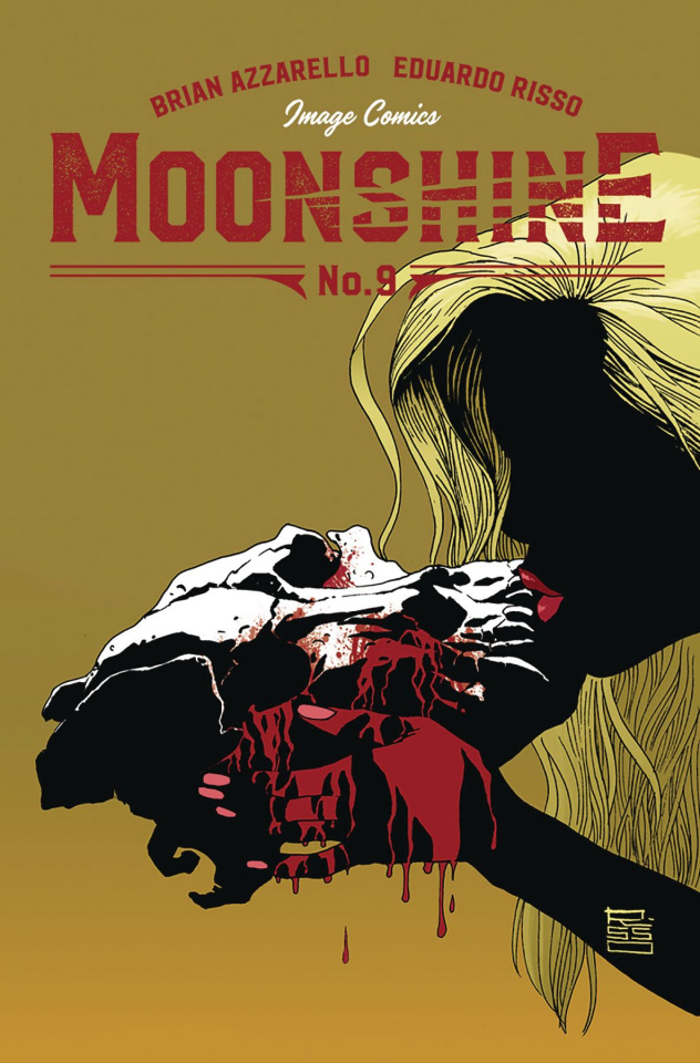 Moonshine #9 (Risso Cover)