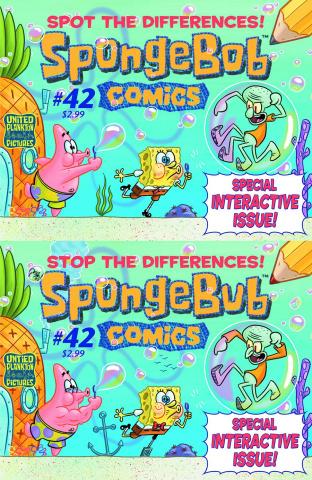 Spongebob Comics #42