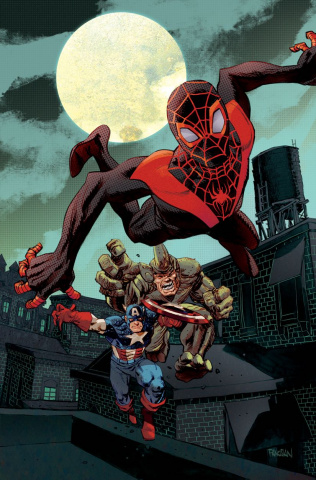 Miles Morales: Spider-Man #3 (Panosian Cover)