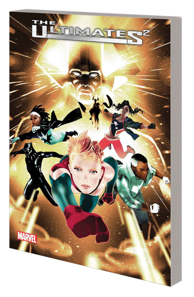 The Ultimates 2 Vol. 1: Troubleshooters