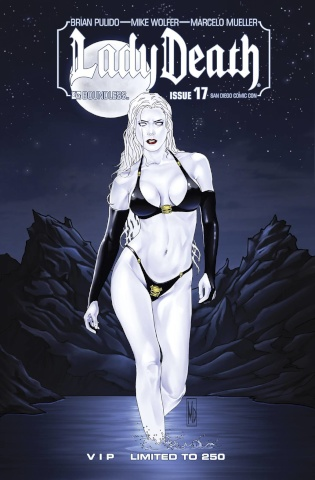 Lady Death #17 (VIP Cover Set)