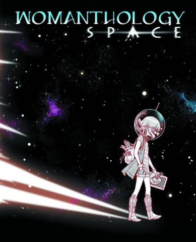 Womanthology: Space #1