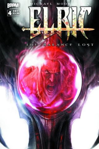 Elric: The Balance Lost #4