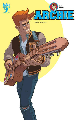 Archie #1 (Ramon Perez Cover)