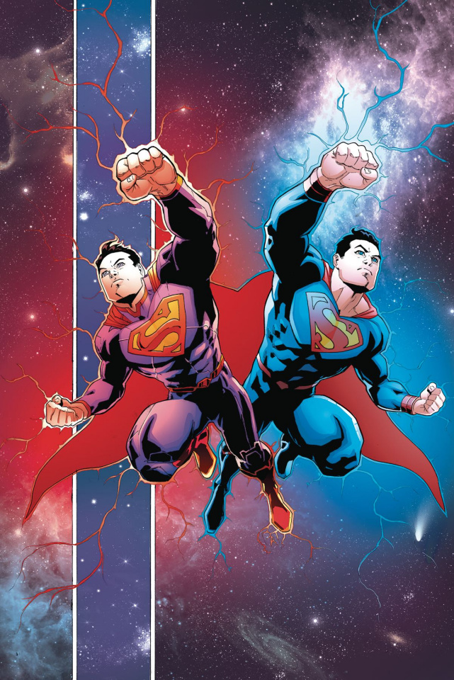 Superman: Reborn (Rebirth)