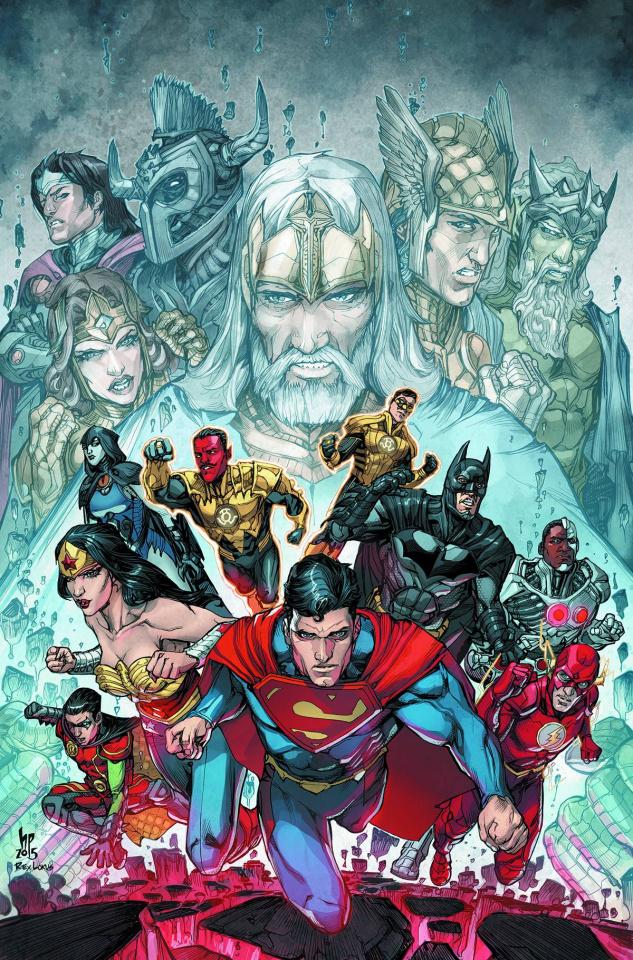 Injustice: Gods Among Us, Year Four #1