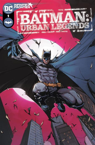 Batman: Urban Legends #1 (Hicham Habchi Cover)