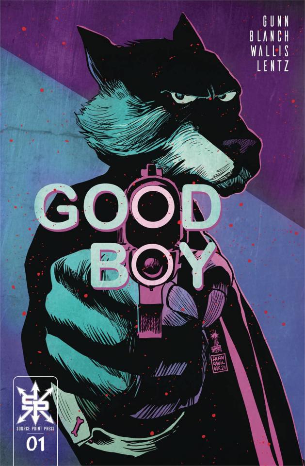 Good Boy #1 (Francavilla Cover)
