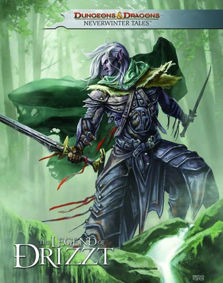 Dungeons & Dragons: The Legend of Drizzt Vol. 1: Neverwinter